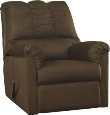Ashley Darcy Microfiber Rocker Recliner