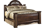 Ashley Gabriela Queen Bed