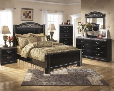 Ashley Constellations 4-Piece Queen Bedroom Set