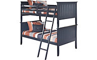 Ashley Leo Twin/Twin Bunk Bed