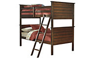 Ashley Ladiville Twin/Twin Bunk Bed