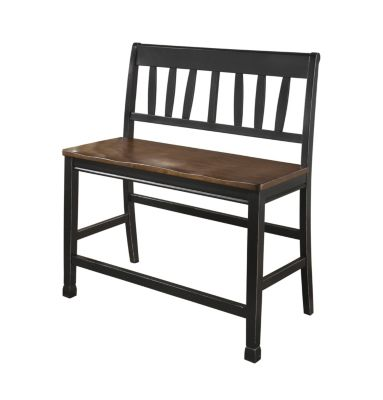 Ashley Owingsville Counter Height Bench
