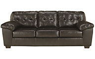 Ashley Alliston Bonded Leather Queen Sleeper Sofa