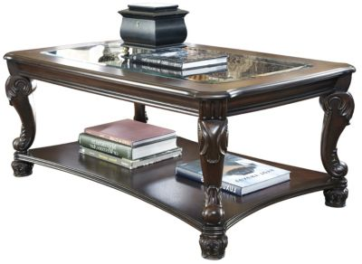 Ashley Norcastle Coffee Table Homemakers Furniture
