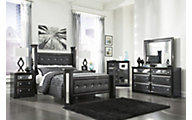 Ashley Alamadyre 4-Piece King Bedroom Set