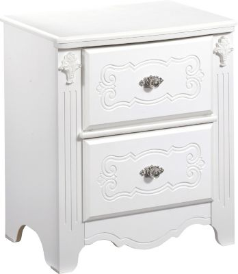 Ashley Exquisite 2-Drawer Nightstand