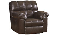 Ashley Kennard Leather Rocker Recliner
