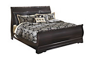 Ashley Esmarelda King Sleigh Bed
