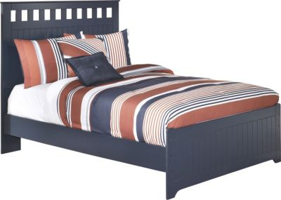 Ashley Leo Twin Panel Bed