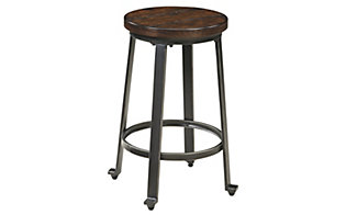 Ashley Challiman Counter Stool