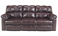 Ashley Kennard Leather Power Reclining Sofa