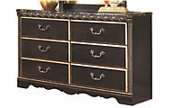 Ashley Coal Creek Dresser