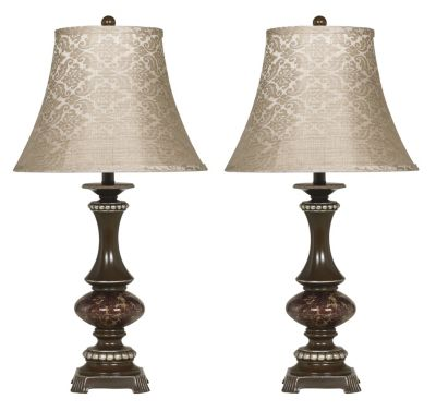 Ashley Rosemary Table Lamps (Set of 2)
