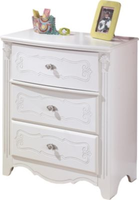 Ashley Exquisite 3-Drawer Chest