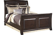 Ashley Ridgley Queen Sleigh Bed