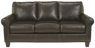 Ashley Nastas Bonded Leather Sofa
