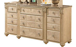 Ashley Saveaha Dresser