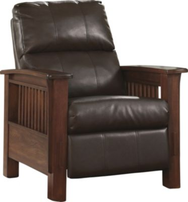 Ashley Santa Fe High-Leg Recliner