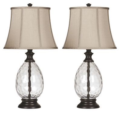 Ashley Olivia Table Lamps (Set of 2)