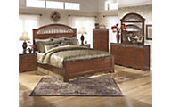 Ashley Fairbrooks Estate 4-Piece King Bedroom Set