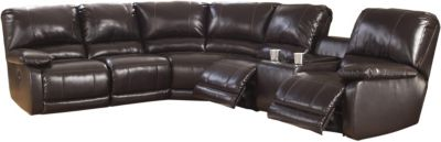Ashley Capote 4-Piece Power Reclining Sectional