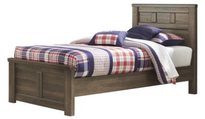Ashley Juararo Twin Panel Bed