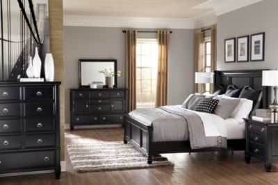 Ashley Greensburg 4 Piece King Bedroom Set Homemakers Furniture