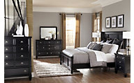 Ashley Greensburg 4-Piece King Bedroom Set