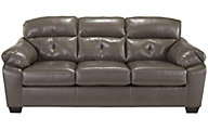 Ashley Bastrop Bonded Leather Sofa