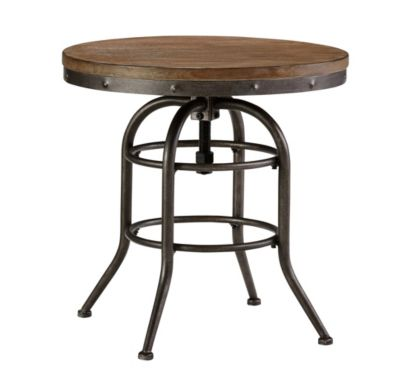 Ashley Vennilux Round End Table