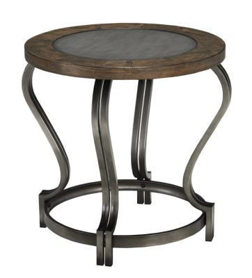 Ashley Volanta Round End Table