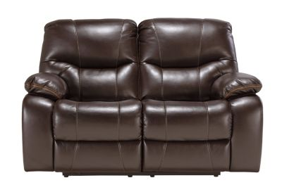 Ashley Pranas Power Reclining Loveseat