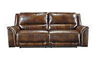 Ashley Jayron Leather Power Reclining Sofa