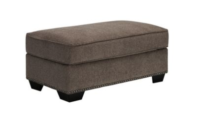 Ashley Emelen Ottoman