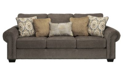 Ashley Emelen Queen Sleeper Sofa