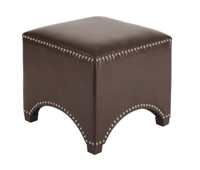Ashley Flemish Accent Ottoman