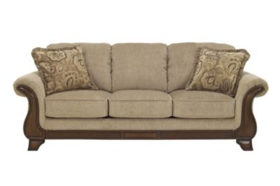Ashley Lanett Queen Sleeper Sofa