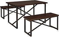 Ashley Joring Table & 2 Benches