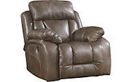 Ashley Loral Power Swivel Rocker Recliner