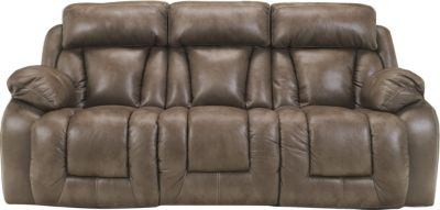 Ashley Loral Power Reclining Sofa