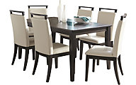 Ashley Trishelle 7-Piece Dining Set