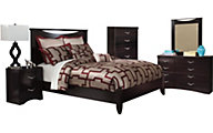 Ashley Zanbury 5-Piece King Bedroom Set