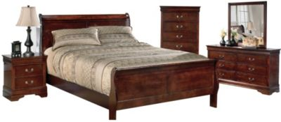 Ashley Alisdair 5-Piece King Bedroom Set