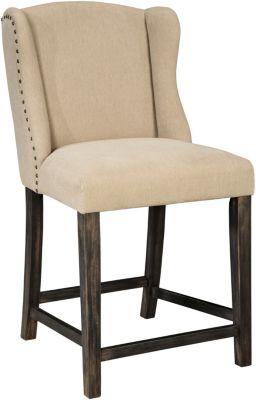 Ashley Moriann Upholstered Counter Stool