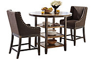 Ashley Moriann 3-Piece Counter Set