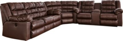 Ashley Broylane 3-Piece Reclining Sectional