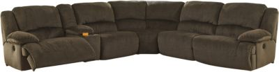 Ashley Toletta 6-Piece Reclining Sectional