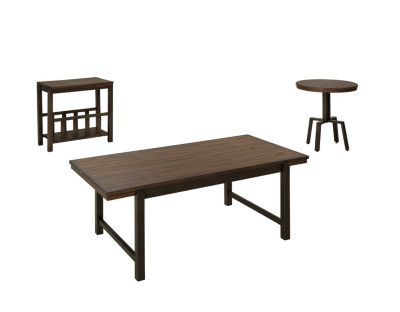 Ashley Riggerton Coffee Table & 2 End Tables