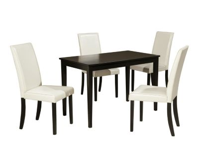 Ashley Kimonte 5-Piece Dining Set