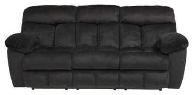 Ashley Saul Power Reclining Sofa
